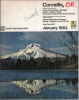 OR - Corvallis 1983 White & Yellow Pages