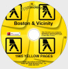 MA - Boston & Vicinity 1985 Yellow Pages
