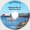 FL - Jacksonville 1965 Phone Book