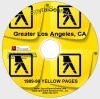 CA - Greater Los Angeles 1989 Yellow Pages