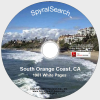 CA - Orange Coast South 1981 Phone Book