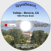 CA - Vallejo/ Benicia 1983 Phone Book